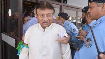 Musharraf se vratio u Pakistan