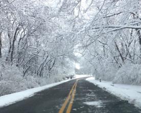Zimska idila u St. Louisu