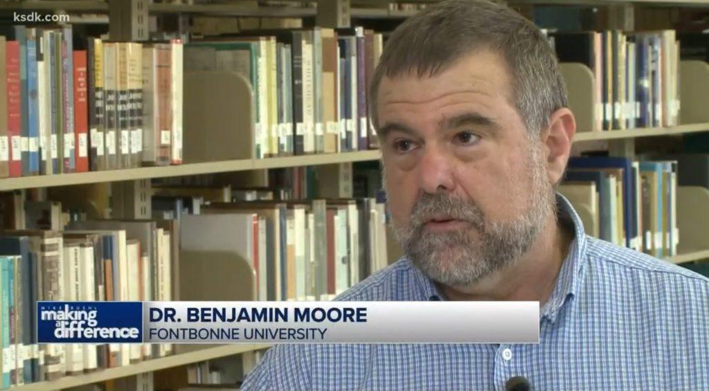 Dr. Benjamin Moore